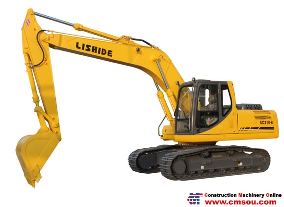 Lishide SC210.8 Medium Excavator