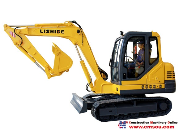 Lishide SC60.8 Compact Excavator