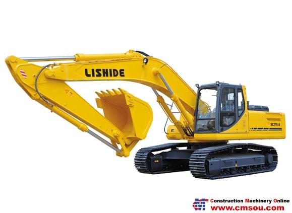 Lishide SC270.8 Medium Excavator
