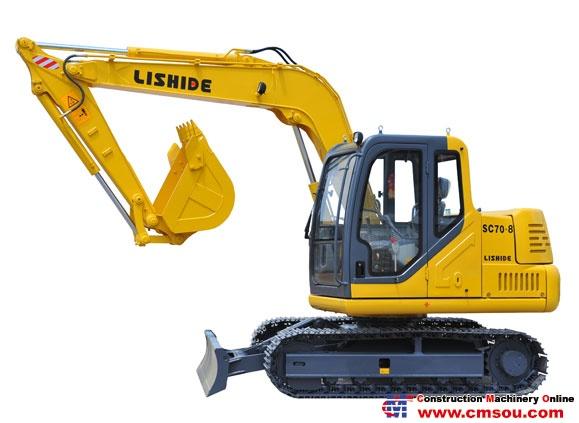 Lishide SC70.8 Compact Excavator