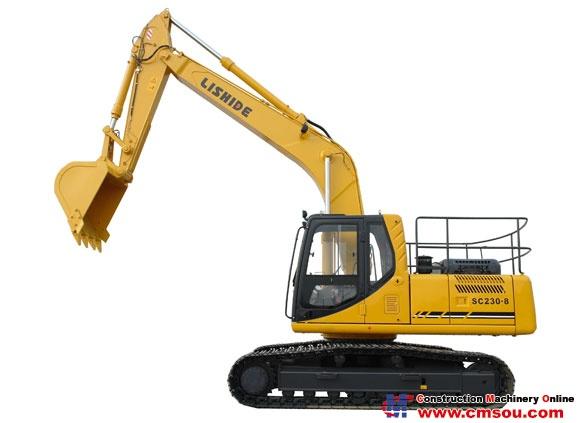 Lishide SC230.8 Medium Excavator