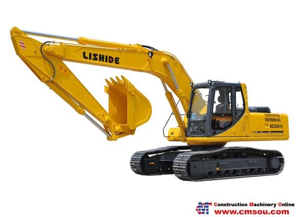 Lishide SC220.8 Medium Excavator