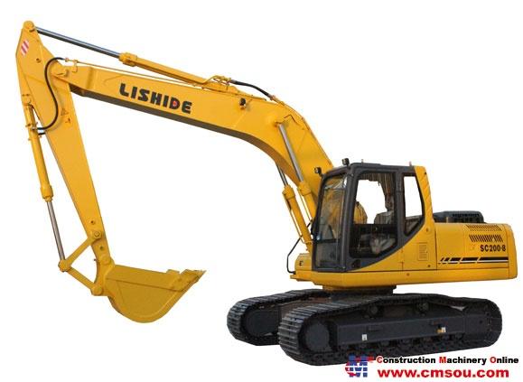 Lishide SC200.8 Medium Excavator