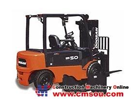 VOLVO B45X Electric Forklift Truck
