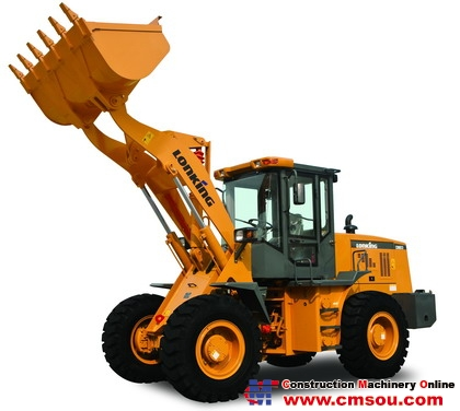 Lonking CDM833 Wheel Loader