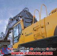 VOLVO EC700B Crawler Excavator