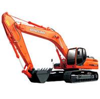 DOOSAN DX300LC Crawler Excavator