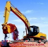 Liugong 225C Crawler Excavator