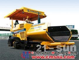 Liugong 509 Crawler Paver-Finisher Paver