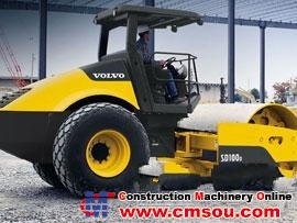 VOLVO SD100D Roller