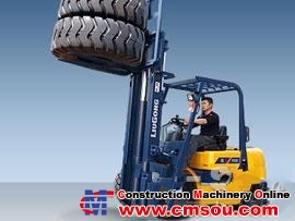 Liugong Rated power Electric Forklift Truck
