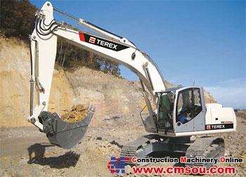 Terex TC210LC Crawler Excavator