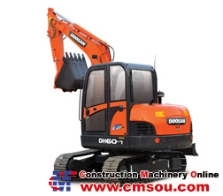DOOSAN DH150W-7 Wheel Excavators