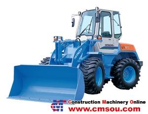 Hitachi LX50-7 Wheel Excavators