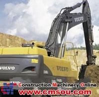VOLVO EC460B Crawler Excavator