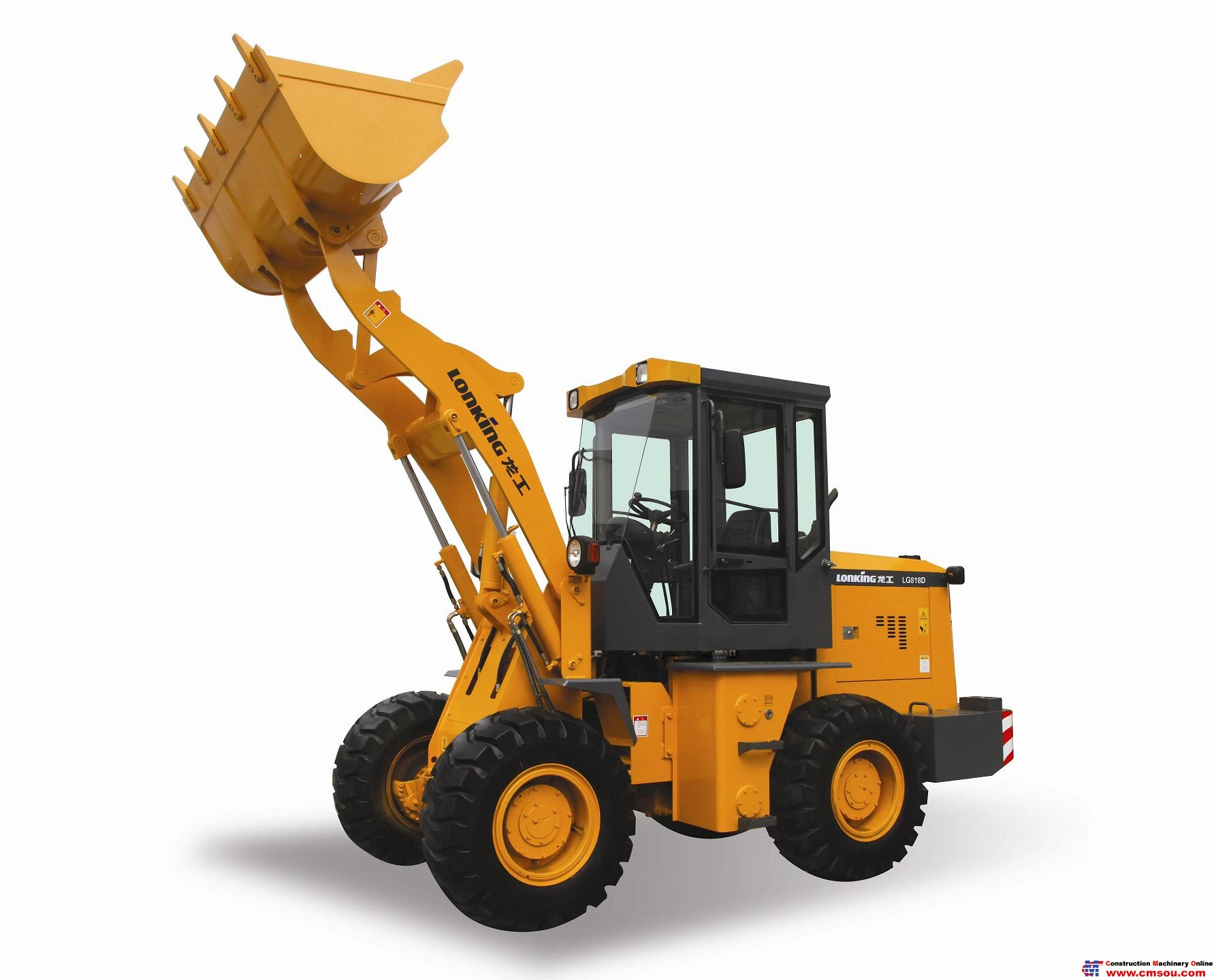 Lonking CDM818D Wheel Loader