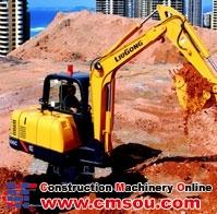 Liugong 906C Crawler Excavator