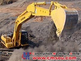 Liugong 935C Crawler Excavator