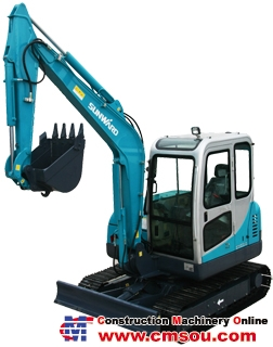 Sunward SWE Series-SWE50B Wheel Excavators