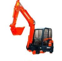 DOOSAN DX60 Crawler Excavator