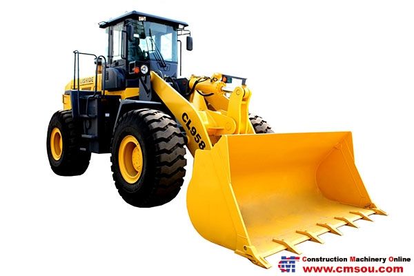 Lishide Cl958 Loader Wheel Loader