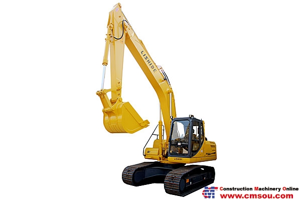 Lishide SC200.8 Crawler Excavator