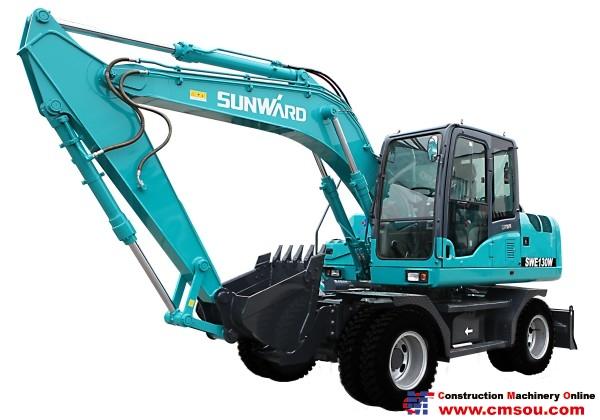 Sunward SWE Series-SWE130W Wheel Excavators