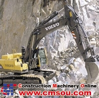 VOLVO EC360B Crawler Excavator