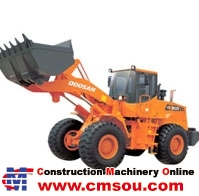 DOOSAN DL503 Wheel Loader