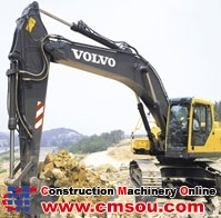 VOLVO EC290B Crawler Excavator