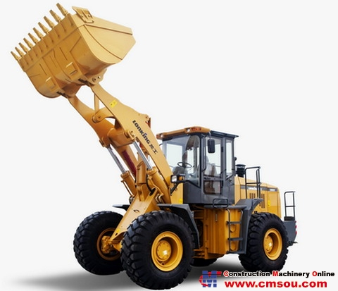 Lonking CDM 835E Wheel Loader