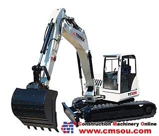 Terex TC125 Crawler Excavator