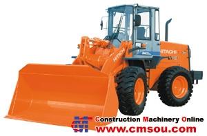 Hitachi LX110-7 Wheel Excavators
