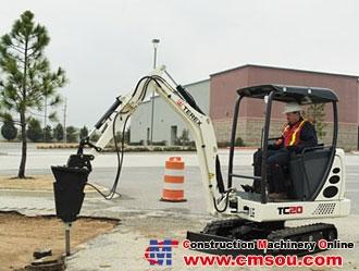 Terex TC20 Crawler Excavator
