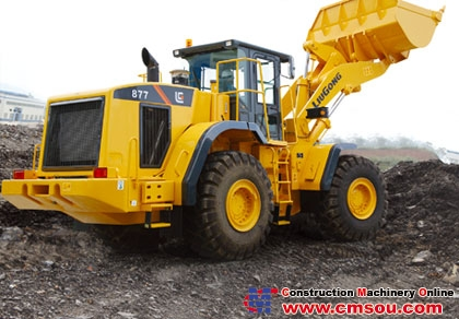 Liugong CLG877II Wheel Loader
