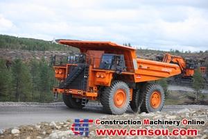 Hitachi EH3500ACII Rigid Dump Trucks