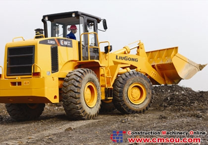 Liugong ZL50CN(Yuchai) Wheel Loader