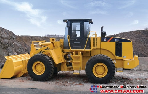Liugong CLG856II(Weichai middle) Wheel Loader