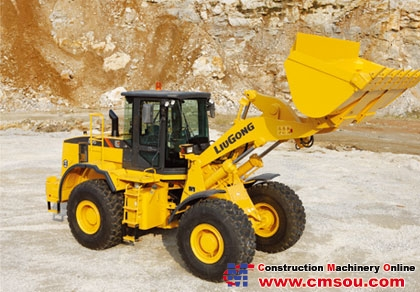 Liugong 856IIDCEC (middle) Wheel Loader