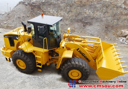 Liugong CLG888II Wheel Loader