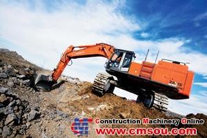 Hitachi ZX670LCH-3 Crawler Excavator