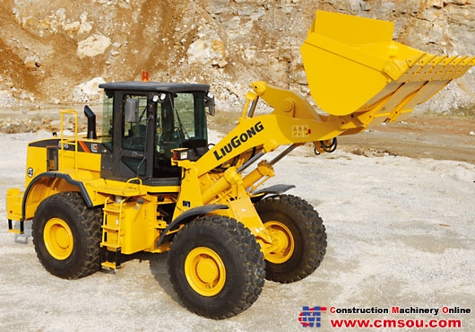 Liugong CLG856II DCEC (high) Wheel Loader