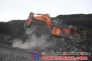 Hitachi EX2600-6 Crawler Excavator