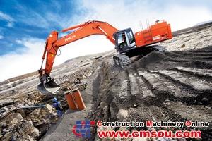 Hitachi ZX670LCR-3 Crawler Excavator