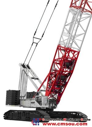 Hitachi 6000SLX Crawler Crane