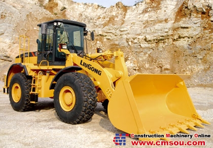 Liugong CLG856III Wheel Loader