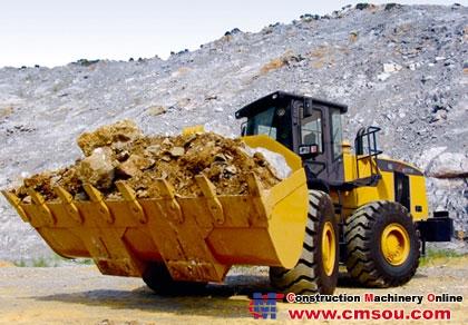 Liugong CLG877III Wheel Loader