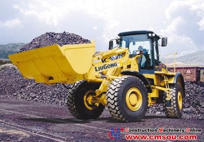 Liugong CLG856III TC Wheel Loader
