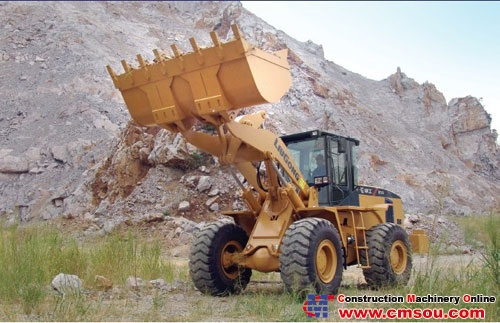 Liugong CLG856I DCEC (middle) Wheel Loader