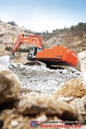 Hitachi ZX850LC-3 Crawler Excavator